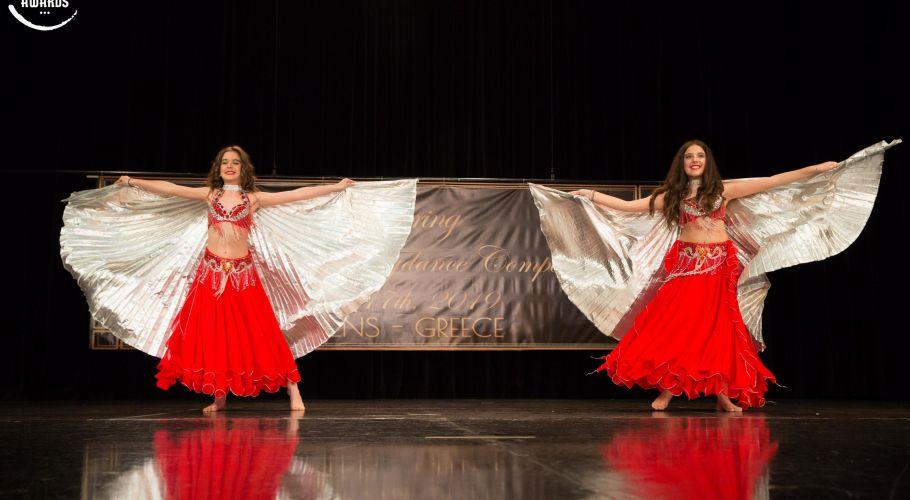 ανατολιτικοι χοροι