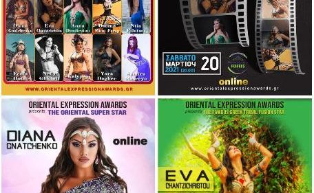 5th ONLINE SPRING INTERNTATIONAL BELLYDANCE COMPETITION